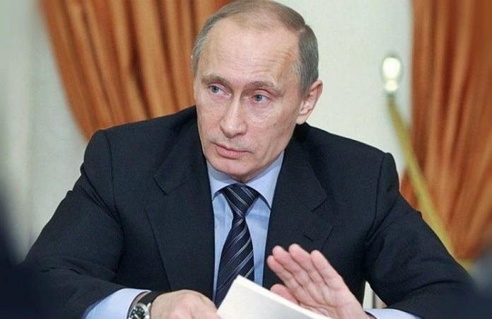 Путин запретил связывать цитаты из Библии с экстремизмом