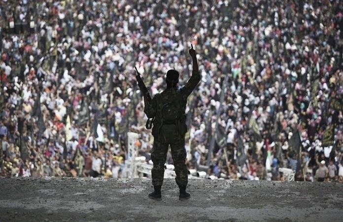 Боевики Сирии объявили джихад против России