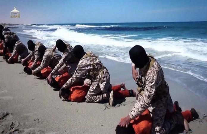 ИГ христиане - ассирийцы казнены за веру