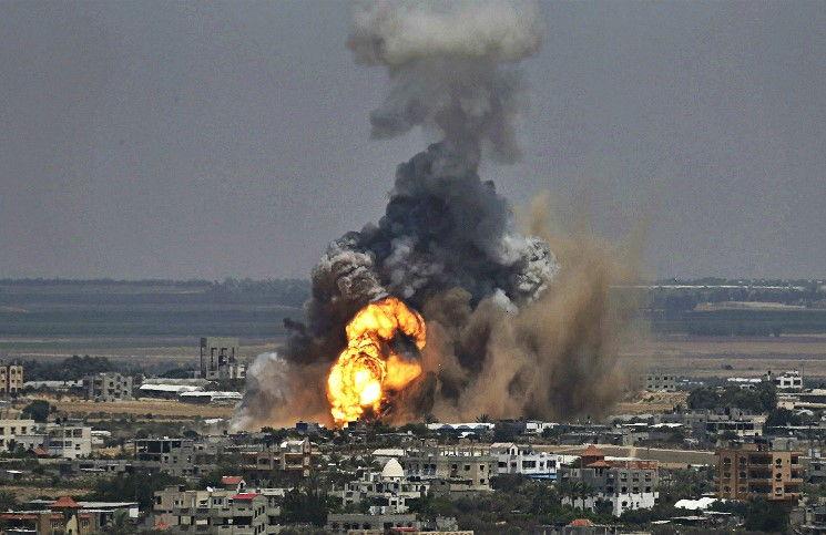 Палестинцы подожгли «Могилу Иосифа» на Западном берегу