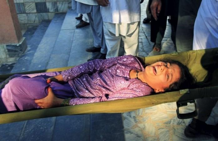 Землетрясение в Пакистане, Индии и Афганистане унесло сотни жизней