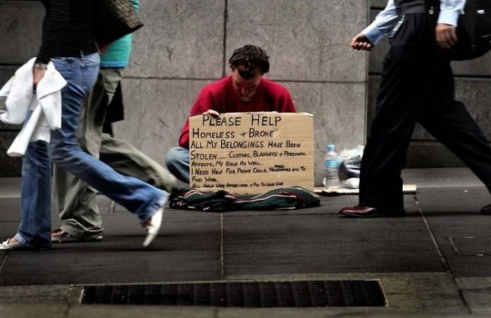 В США бездомный три года прожил на чердаке церкви