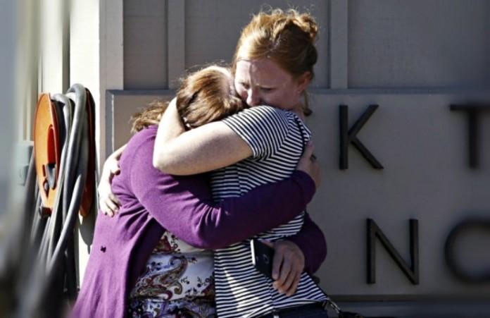 Орегон: 13 студентов убиты, 20 ранены