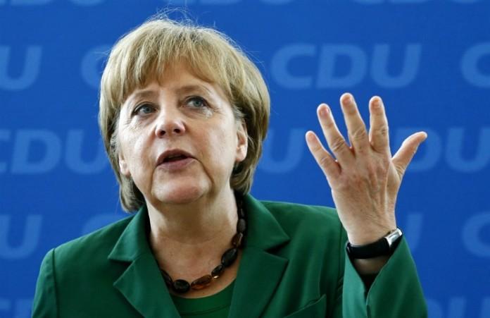 Меркель: Мы достигли своего предела в вопросе беженцев