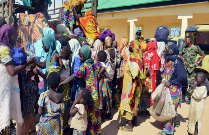 Нигерия: Более 300 заложников были спасены из плена «Боко Харам»