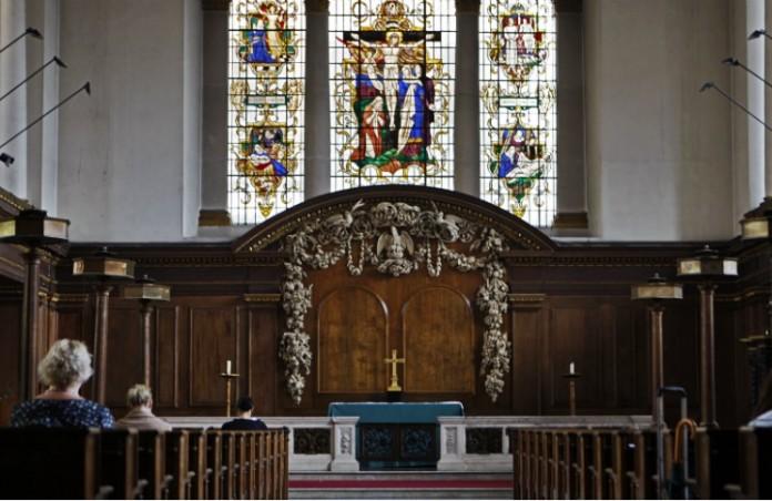 В Англии возросло количество «праздничных церквей»