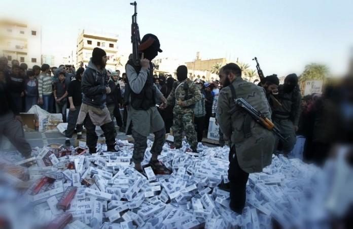 Грабители церковных сбережений отдавали деньги боевикам ИГ