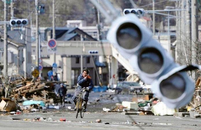 В Японии произошлосильноеземлетрясение
