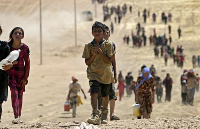 Правительство Британии не готово назвтаь гонения христиан Сирии «геноцидом»