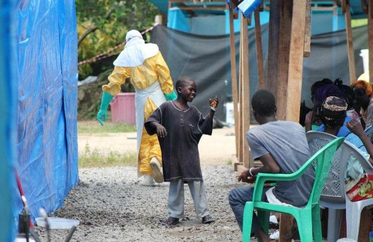 Либерия Обнаружен новый случай заражения Эболы