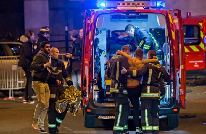 Маттс-Ола Исхоел о теракте в Париже Ненависть не победит