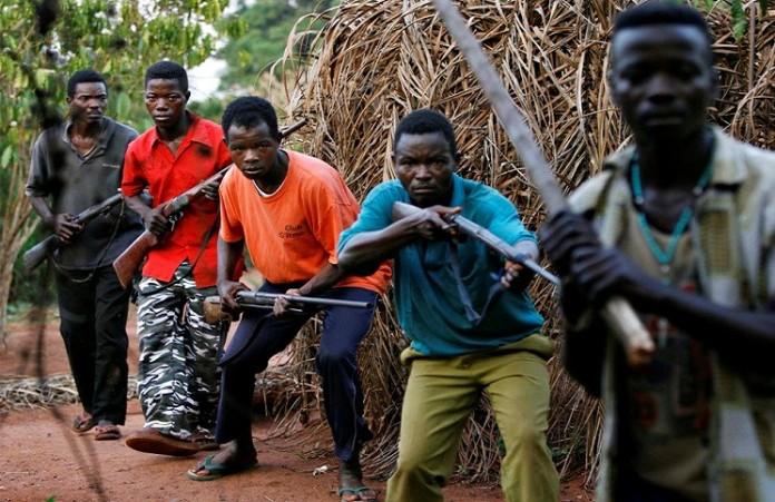 В Уганде девушку жестоко избил отец за веру во Христа