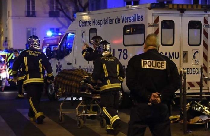 Террористы атаковали Батаклан под песню «Поцеловать дьявола»