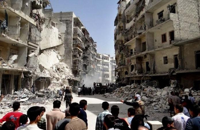 Переговоры Сирии не помогают: ИГ наступает новыми силами