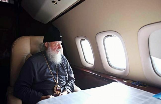 Фото как живет патриарх кирилл