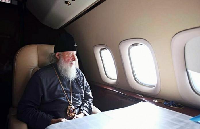 Патриарх Кирилл: Надеюсь, Господь поможет мне снова посетить Украину