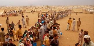 Лагери для беженцев небезопасныдля христиан
