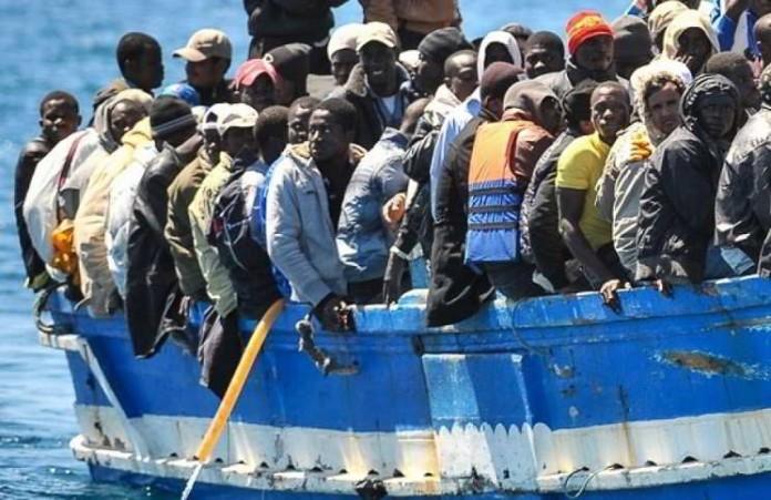 Мусульмане выбросили за борт христиан по пути в Италию