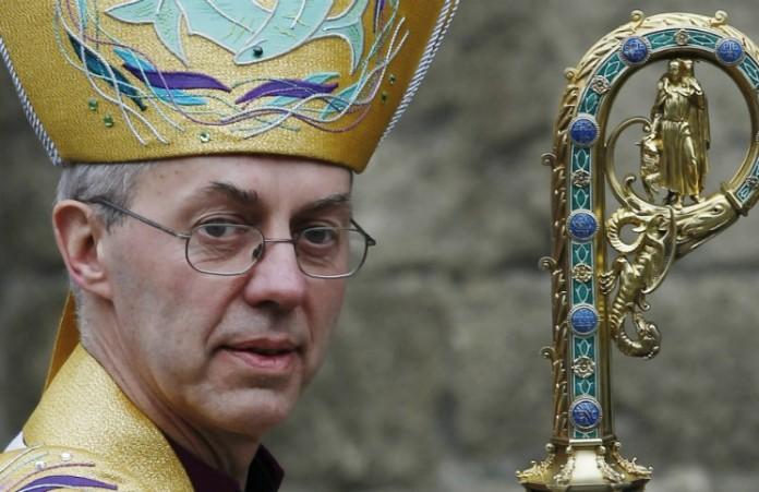 Глава церкви Англии усомнился в Боге