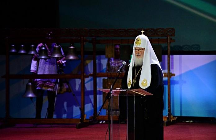 Патриарх Кирилл: Современное кино ведет к деградации