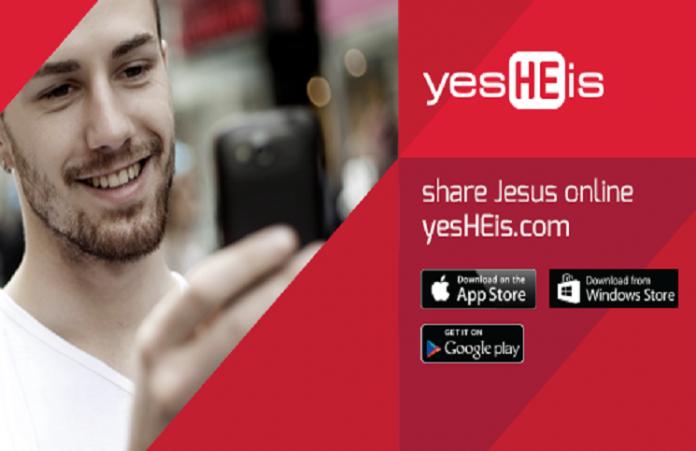 yesHEis: стали известны результаты христианского флешмоба