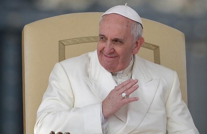 Выход новой книги Папы Франциска ожидается в январе