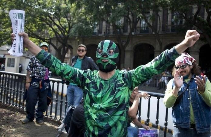 Церкви Мексики против легализации марихуаны