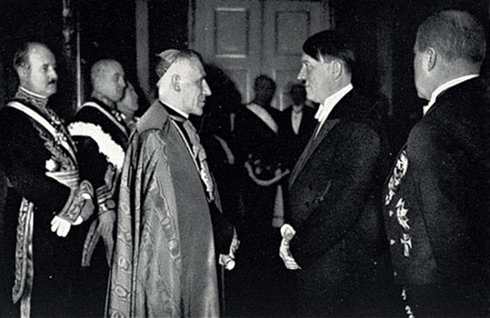 Папа Гитлера: Вся правда о Пии XII
