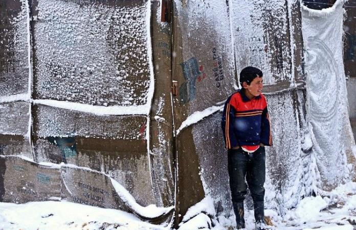 Как встретят эту зиму беженцы Европы?