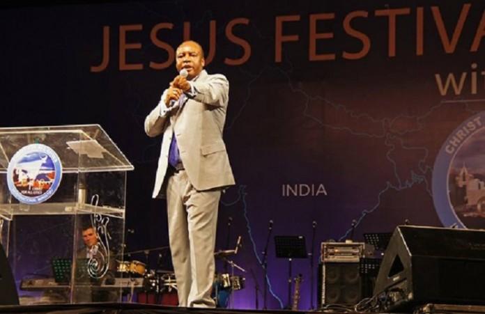 Генри Мадава провел «Фестиваль Иисуса» в Индии