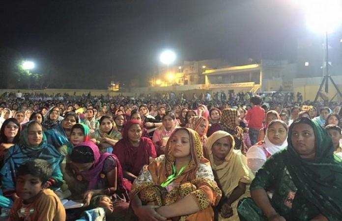 «Исцеляющий Иисус»: многотысячный крусейд в Пакистане