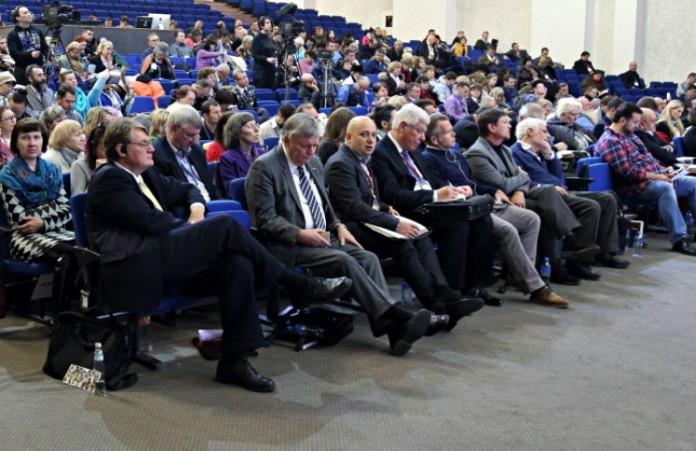 Москва: Всероссийская пасторская конференция «Израиль и церковь в последние времена»