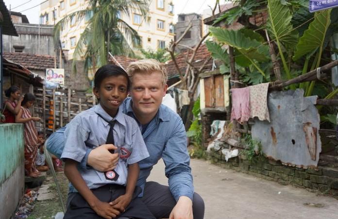 Встреча с ребенком: фонд «Дети Индии»