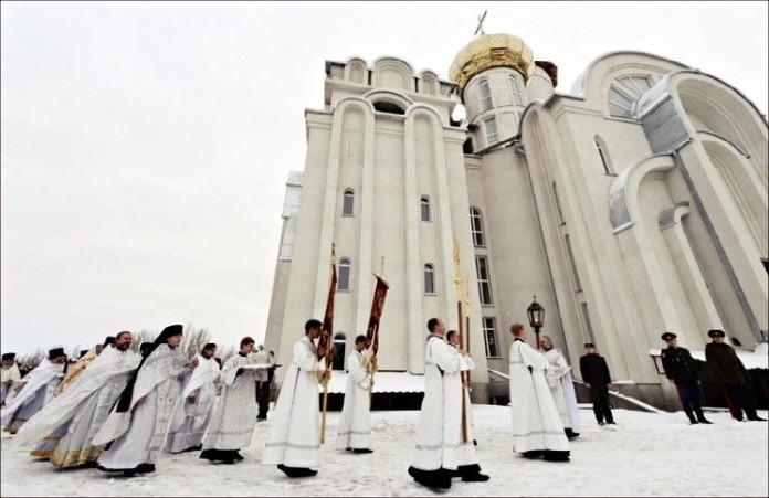 Бишкек Самый крупный православный храм в Центральной Азии открыт