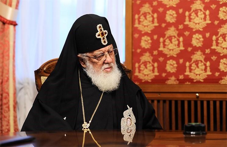 Минюст Грузии отказался предоставить патриарху право на помилование