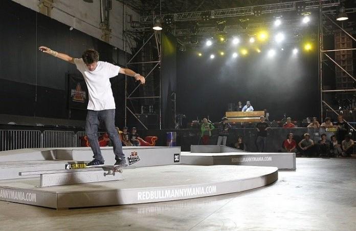Церковь превратили в скейт-парк