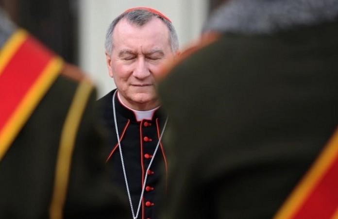 Токсикоманы и госсекретарь Ватикана вместе отпразднуют Рождество