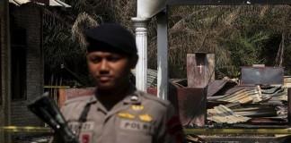 Индонезия:полициябудетохранятьцеркви отИГвпериодРождества