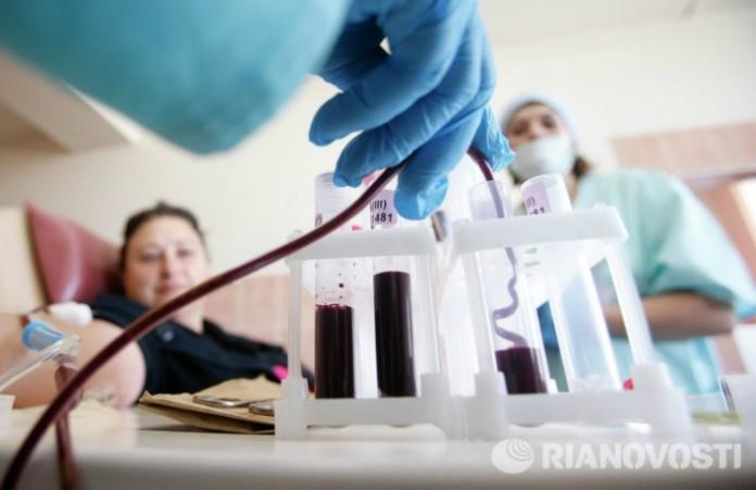 Москва: РПЦ проведет донорскую акцию