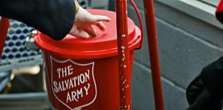 Неизвестная пара пожертвовала $ 500 000 Армии спасения США