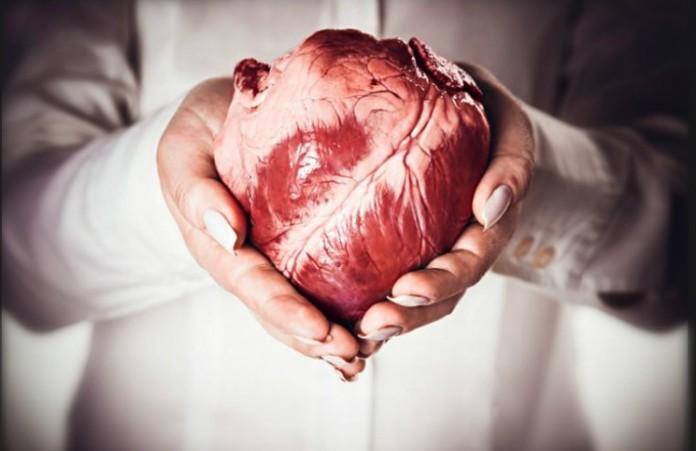 Когда Сам Бог оперирует твое сердце