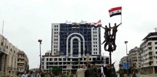 Сирия: Освобожден Хомс, третий по величине город