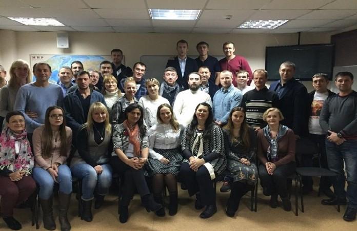 В Томске стартовало служение деловых людей