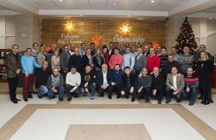 """""""Слово Жизни"""": Епископ Йоханнес Юстус на первой пасторской конференции в Армении"""