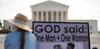 Христиане Европы собирают петицию против однополых браков