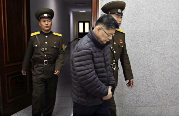 Интервью: Жизнь канадского пастора в северокорейской тюрьме