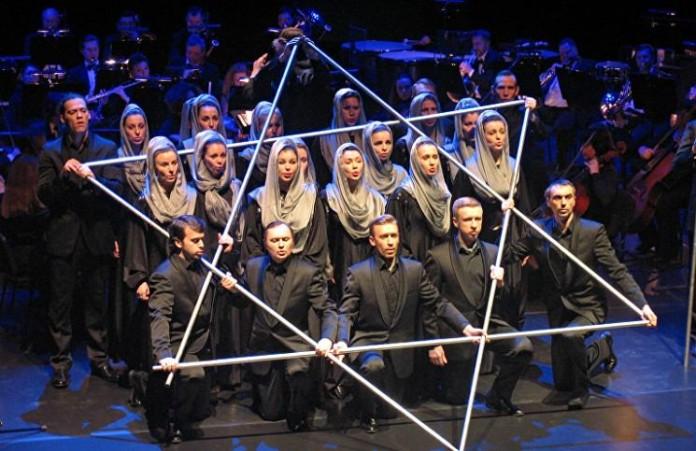 Москва: Минутой молчания почтили память жертв Холокоста