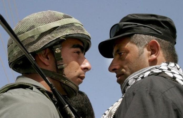 За этой стеной скрывается нечтобольшее: Израиль и Палестина