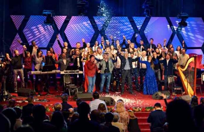 Москва: Завершился музыкальный фестиваль «Вифлеемская звезда»