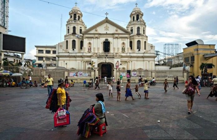 Филиппины: Католическая епархия закрыла торговые лавки при церквях